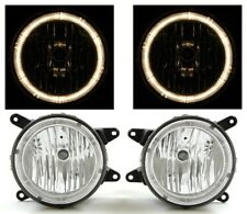 fit 05-06 Ford Mustang GT Fog Lights Lamps Crystal Clear Angel Halo Ring DEPO