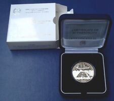 5 EURO 2006 FIFA WORLD CUP GERMANY ARGENTO FS PROOF