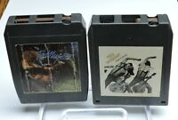 TED NUGENT 8 TRACK TAPE - TED NUGENT circa 1975 & FREE FOR ALL c. 1976 EPIC REC.