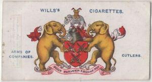 Worshipful Company of Cutlers London Knife Making England 100+ Y/O Trade  Card