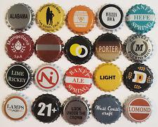 800 Beer Bottle Caps (Uncrimped) BEST INTERNATIONAL VALUE Amazing Mix