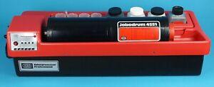 Jobo CPP 4111 Rotationsentwicklung für Film & Papier 6X9-50X60 + Drum 4551 Tank