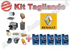 KIT TAGLIANDO RENAULT MEGANE II 1.5 DCI