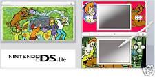 Nintendo DS or DS Lite SCOOBY DOO  Vinyl Skin / Sticker