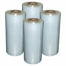 (4) Rolls Hand Stretch Wrap Film Banding 18