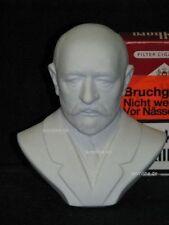 . Höchst Porzellan Figur Büste Otto von Bismarck ?