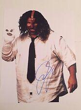 MICK FOLEY SIGNED WWE WRESTLING LEGEND 11X14 PHOTO MANKIND PROOF COA