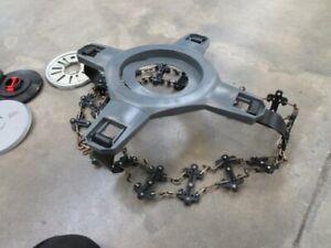 Land rover freelander 2  snow chain / sock genuine land rover lr005169
