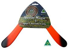 Australian Made Returning Boomerang,Aussie Magic Sport Boomerang, Right Handed