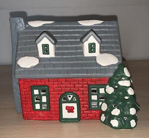 Pacific Rim Christmas House 1991 NIB