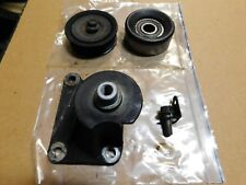 USED HOLDEN VU V6 IDLER PULLEYS & BRACKET MAY SUIT VT VX VY VZ WILL POST