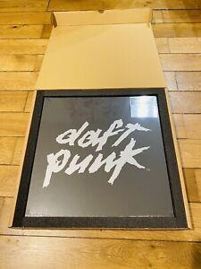 Daft Punk - Alive 1997 / Alive 2007 - Coffret Deluxe Limité 4 Vinyles