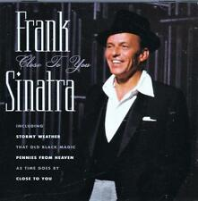FRANK SINATRA  - CLOSE TO YOU (NEW SEALED CD)