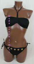 tezenis fascia bikini donna slip calzedonia nero S 40 S 2 70 85 32