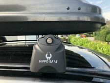 Hippo Bars Lockable Roof Rack Cross Bars Set Fits Mitsubishi Pajero Sport 2015+