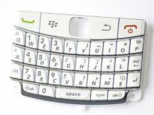Original Blackberry Bold 9700/9780 Botones Teclado QWERTY Teclado parte Blanca