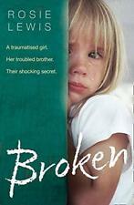 Rosie Lewis - Broken *NEW* + *FREE P&P*