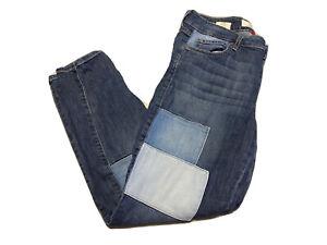 CJ Cookie Johnson Womens Jeans Sz 30 Wisdom Ankle Skinny 93629 Wonder