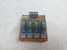 RS Entrelec 020 714.26 Relay Interface Module 843-009 (OK)