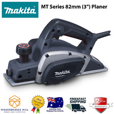 """Makita M1901G 580W Electric 82mm (3"""") MT Series Planer Corded Planers Power Tool"""