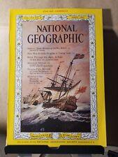 National Geographic Magazine 1963