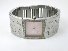 Ladies Guess I70607L3 G2G Pink Bracelet Watch