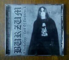 """1Burzum """"Anthology: Lord of darkness"""" CD Bootleg 2005"""