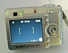 Kodak EASYSHARE C643 6.1MP Digital Camera,faulty for spares or repair