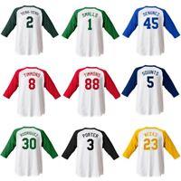 Sandlot Jersey Shirts (Choose Player Name) Sand Lot Costume Baseball Movie