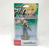 Nintendo amiibo CLOUD FF7 Final Fantasy VII (SSB Super Smash Bros. ) from JAPAN
