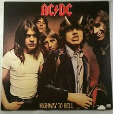 Highway to Hell by AC/DC (Vinyl, Jun-2001, Simply Vinyl) LP Record Album EX