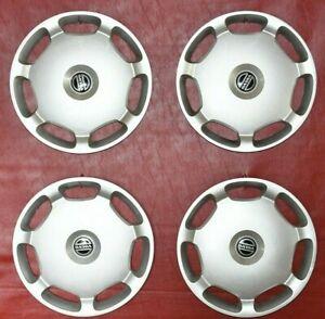 "1998-2009 Volvo 60 70 80 Series 15"" Hubcaps Wheel Covers 30714560 9157510 Set 4"