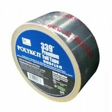 "POLYKEN #339 Cold Weather Aluminum Tape  3"" x 60 YDS (72mmx54.9m) ( 1 ROLL)"