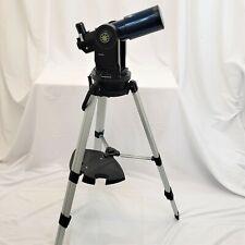 Meade ETX 80 Telescope - Maksutov Cassegrain - D 80mm F 400mm f/5 - with Tripod