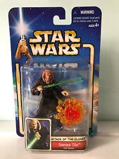 Star Wars SAGA 2002 Saesee Tiin Jedi Master 02/20 ATOC MOC