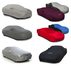 Coverking Custom Vehicle Covers For Smart - Choose Material And Color