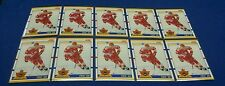 (10) 1990-91 Score traded Eric Lindros #88T ROOKIE CARDS Nm/Mt NHL Flyers HOF