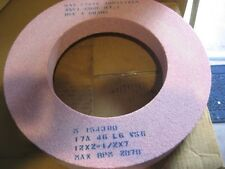 12x2-1/2x7 17A46 Grinding Wheel 1 Pc (Lw1079-1)