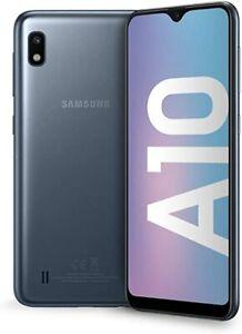SamsungGalaxy A10 Black 32 GB Dual Sim Black - Red - Blu