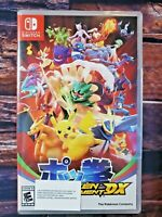 Pokken Tournament DX - Nintendo Switch - Region Free - Brand New - Sealed