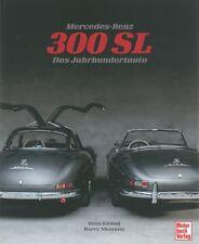Kleissl: Mercedes-Benz 300SL - Das Jahrhundertauto NEU Handbuch/Pracht-Bildband