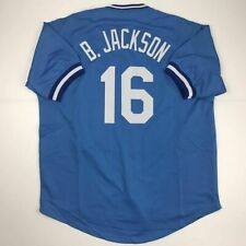 low priced 0414d 7f0ee Bo Jackson Kansas City Royals MLB Jerseys for sale | eBay