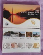 2018 United States Mint Proof Set