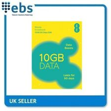 EE PAYG 4G Data Sim Preloaded With 10GB Data