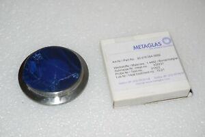 "METAGLAS SIGHT GLASS 2"" 1.4462 80.016.064.06B2 SANITARY NEW"