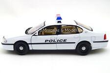 CHEVROLET IMPALA POLICE USA 2001 1/24 WELLY