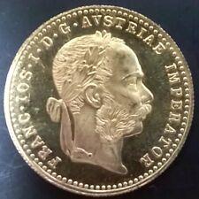 Goldene Münzen Aus Dem österreichischen Kaiserreich 18046 1918
