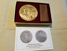 Brookgreen Gardens Archer Huntinton'S Poetry Bronze W/Stand, Pamphlet & Box