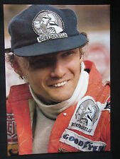 Card Niki Lauda (AUT) 1977 (Deutsch) (CC)