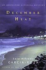 December Heat: An Inspector Espinoza Mystery, Luiz Alfredo Garcia-Roza, 08050689